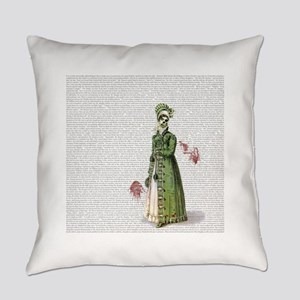 P&P 1817 Regency Zombie Everyday Pillow