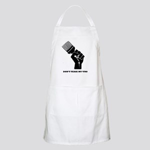Don't Tease My FRO BBQ Apron
