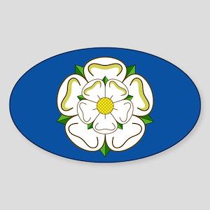 Flag of Yorkshire Sticker
