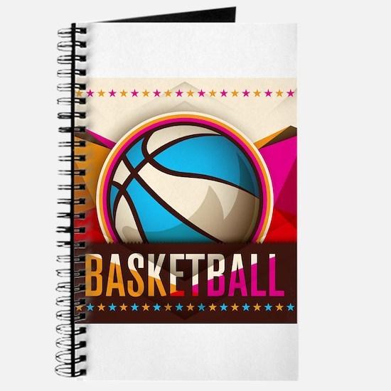Basketball Sport Ball Game Cool Journal