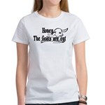 Goats Are Out Women's T-Shirt
