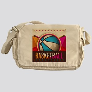 Basketball Sport Ball Game Cool Messenger Bag