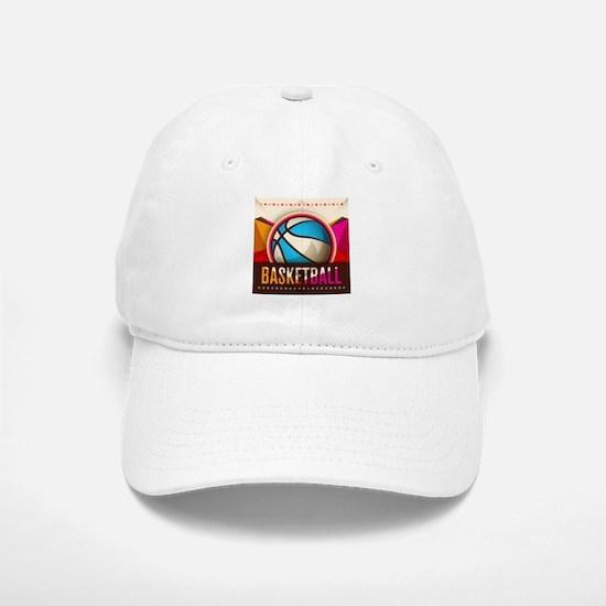 Basketball Sport Ball Game Cool Baseball Baseball Cap