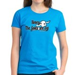 Goats are Out Women's Dark T-Shirt