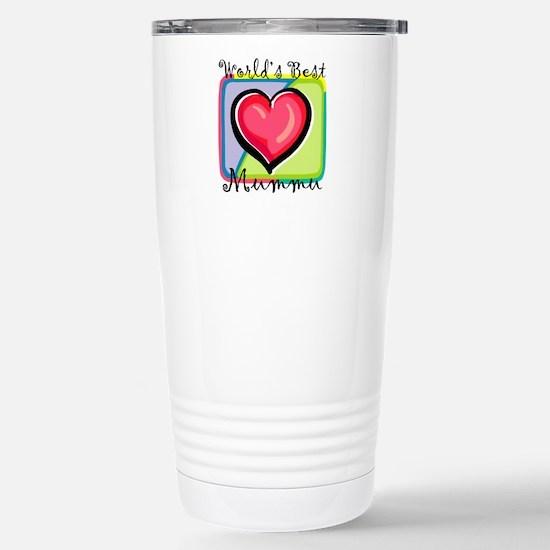 WB Grandma [Finnish] Mugs