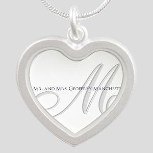 Elegant Name and Monogram Necklaces
