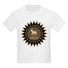 Stylized Democrat T-Shirt