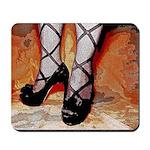 Hot Feet Mousepad
