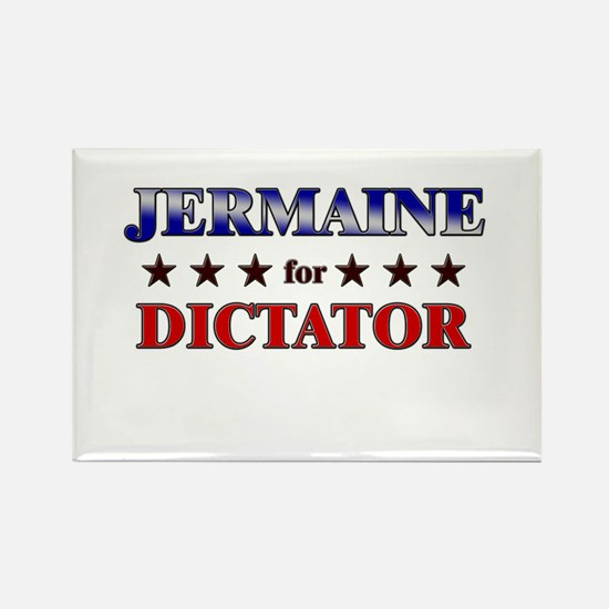 JERMAINE for dictator Rectangle Magnet