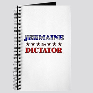 JERMAINE for dictator Journal