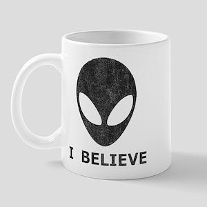Vintage Alien (I Believe) Mug