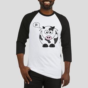 cow says mu Baseball Jersey