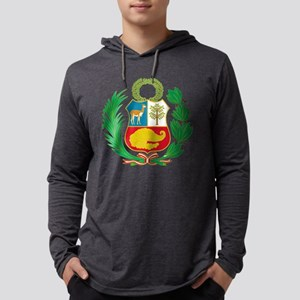 Escudo de Armas del Peru - Coat of Arms Long Sleev