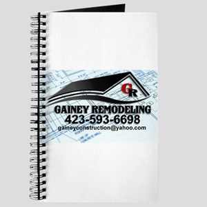 Gainey Remodeling Journal