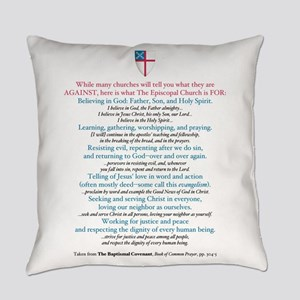 What Tec Is For! Everyday Pillow