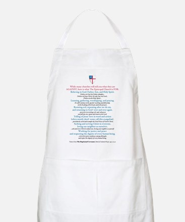 What TEC is FOR! Light Apron