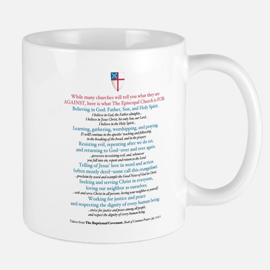What TEC is FOR! Mugs