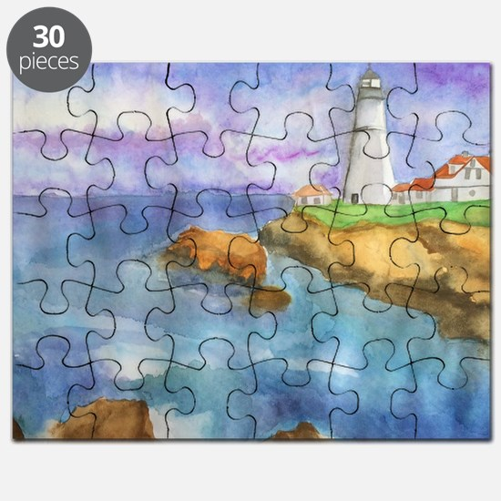 Funny Sky Puzzle