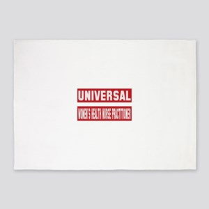 Universal Women's Health Nurse Prac 5'x7'Area Rug