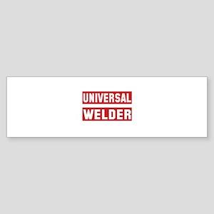 Universal Welder Sticker (Bumper)