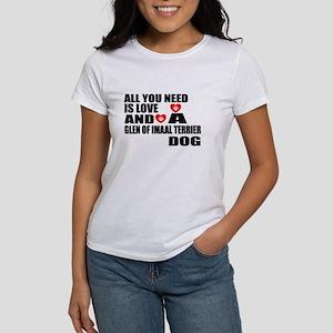 All You Need Is Love Glen Women's Classic T-Shirt