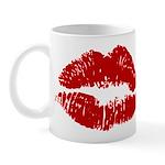 Lipstick Kiss Mug