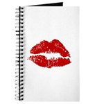 Lipstick Kiss Journal