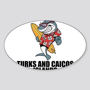 Turks And Caicos Islands Sticker