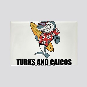 Turks And Caicos Islands Magnets