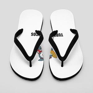 Turks And Caicos Islands Flip Flops