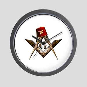 Shrine Mason Wall Clock