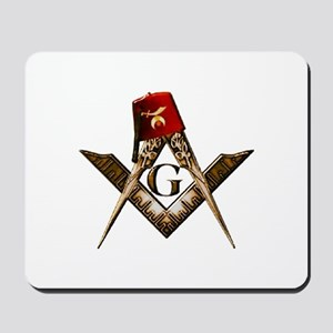 Shrine Mason Mousepad