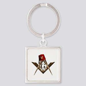 Shrine Mason Keychains