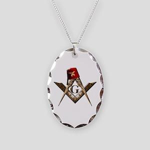 Shrine Mason Necklace