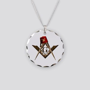 Shrine Mason Necklace