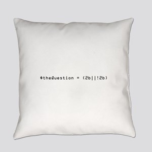 Shakespeare Meets PHP Everyday Pillow