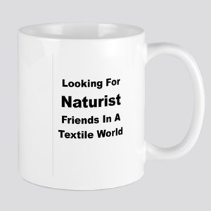 Looking For Naturist Mugs