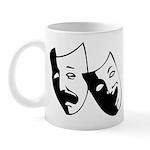 Drama Masks Mug