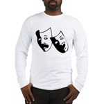 Drama Masks Long Sleeve T-Shirt