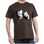 Drama Masks Dark T-Shirt