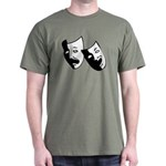 Drama Masks Dark T-Shirt