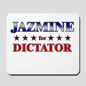 JAZMINE for dictator Mousepad