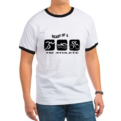 HEART OF A TRI ATHLETE T