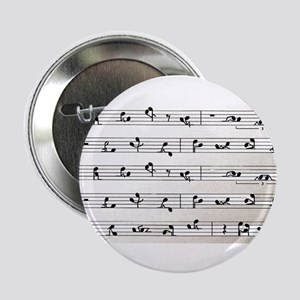 """Kama Sutra Music Notes 2.25"""" Button"""