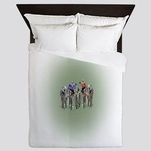 Tour de France Queen Duvet