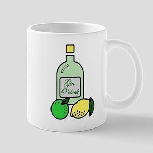 Gin O'clock Mugs
