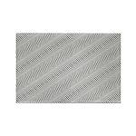 Optical Illusion Rectangle Magnet