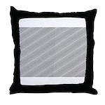 Optical Illusion Throw Pillow