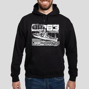 Battleship Missouri Hoodie