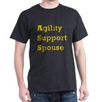 Agility Support Spouse Dark T-Shirt